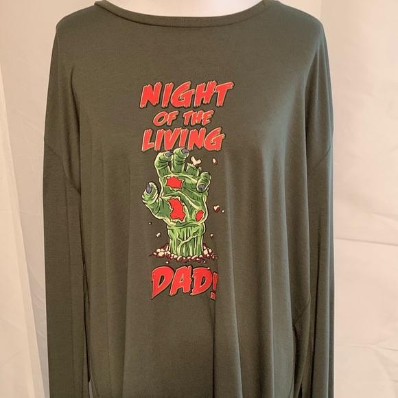 Lularoe Shirts New Halloween Long Sleeve Lularoe Hudson Poshmark